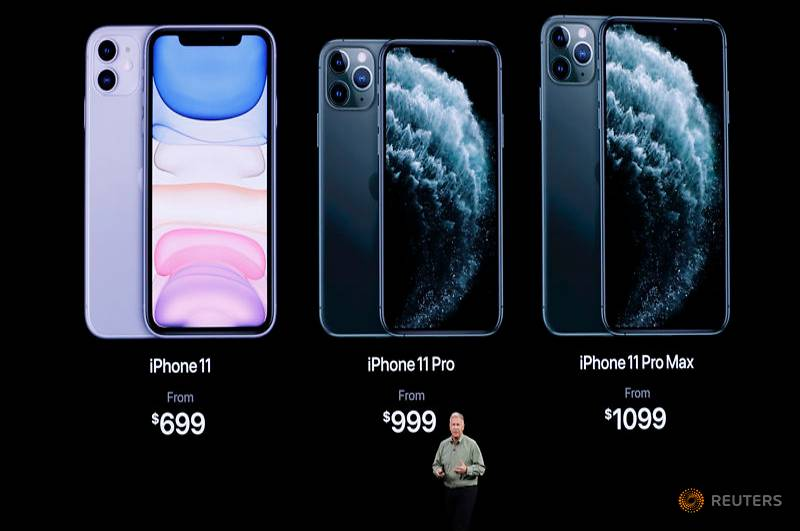 Why does the new iPhone have 3 cameras?